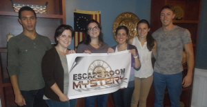 Research team building - Escape Room!